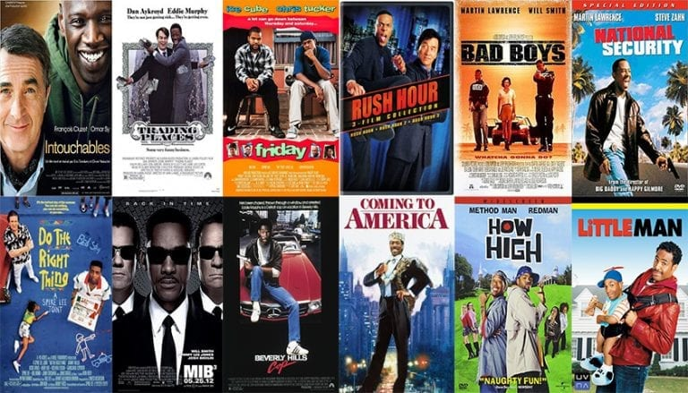 Zenci komedi filmleri