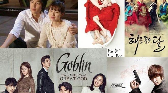 Kore dizileri önerileri, en iyi kore dizileri