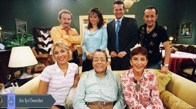 Türkiye komedi dizisi Avrupa Yakası