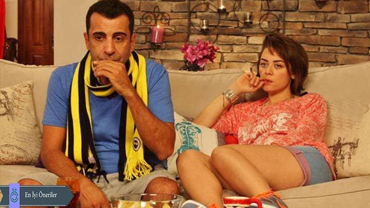 Türk Komedi dizileri Bir erkek Bir Kadın