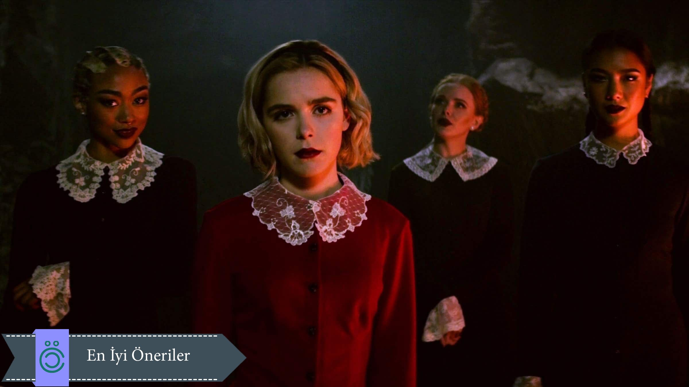 Chiling Adventures Of Sabrina