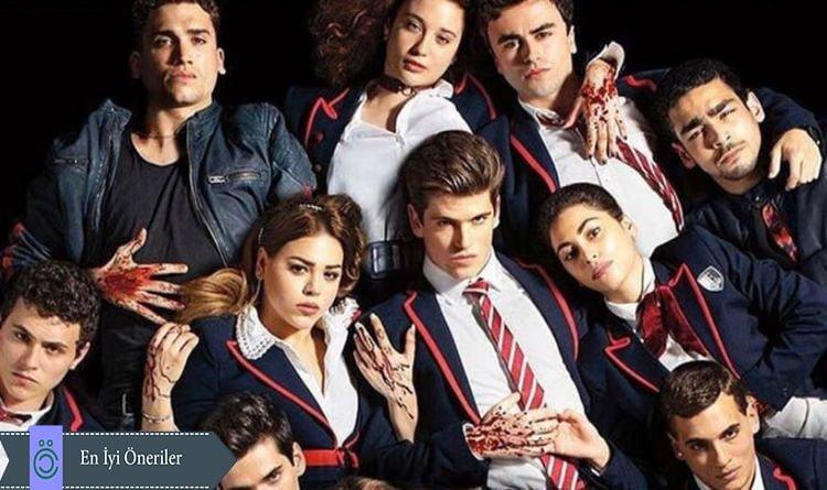 Elite Netflix Gençlik Dizileri