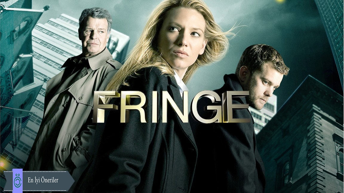 Fringe bitmiş dizi