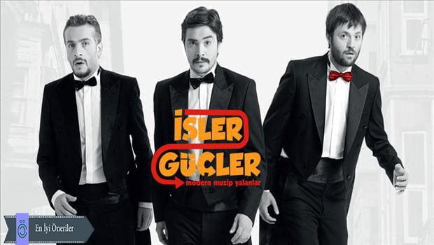 İşler Güçler Türk Komedi Dizisi