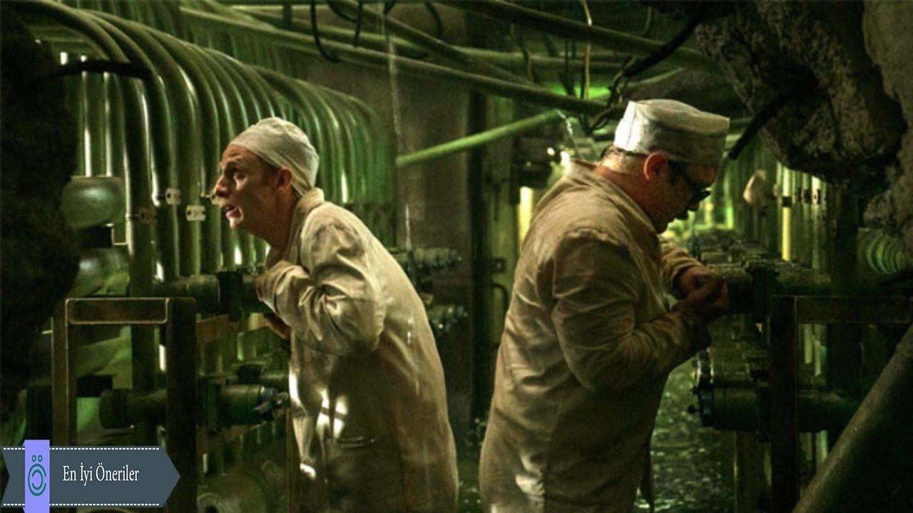 Chernobyl belgesel dizi