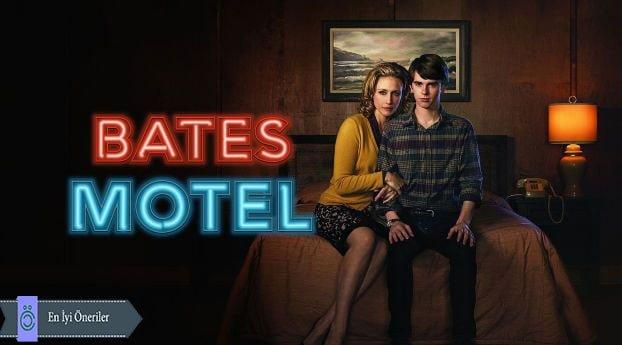 Bates Motel Yabancı Dizi
