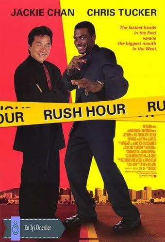 Bitirim İkili (Rush Hour) Afiş