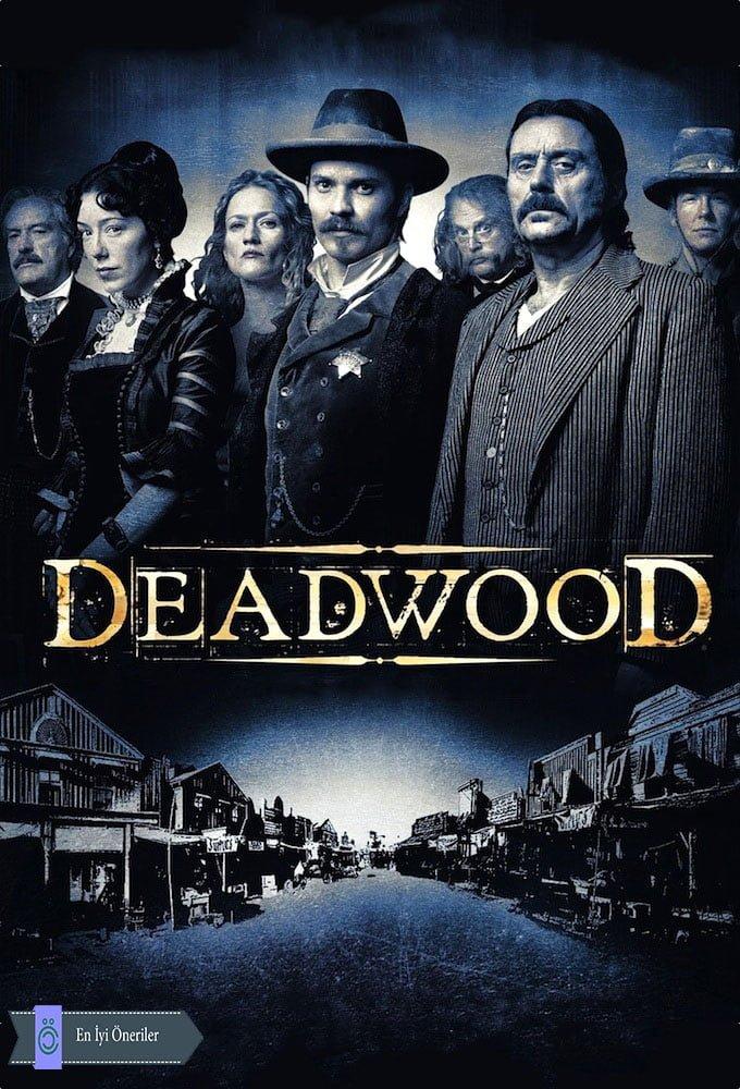 Deadwood Afiş