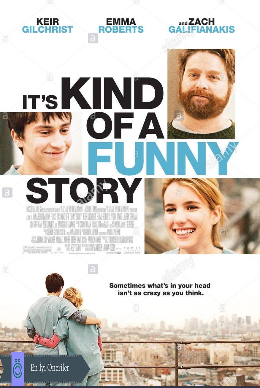 it is kişnd of a funny stroy(2010)