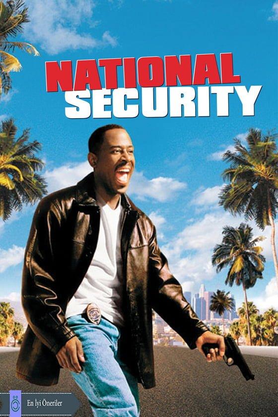 Bela İş Başında(National Security) Afiş