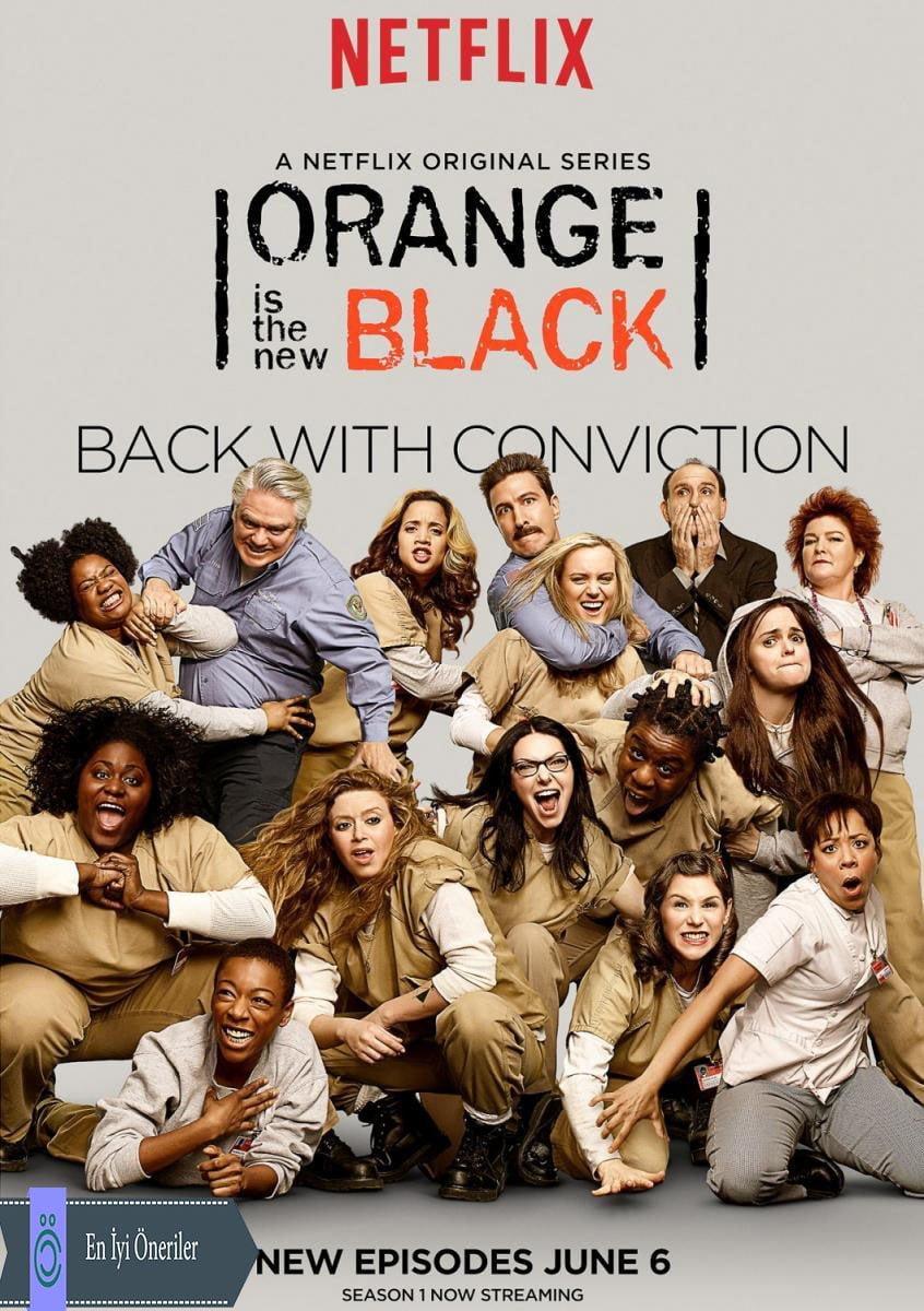 Orange is new black netflix dizisi