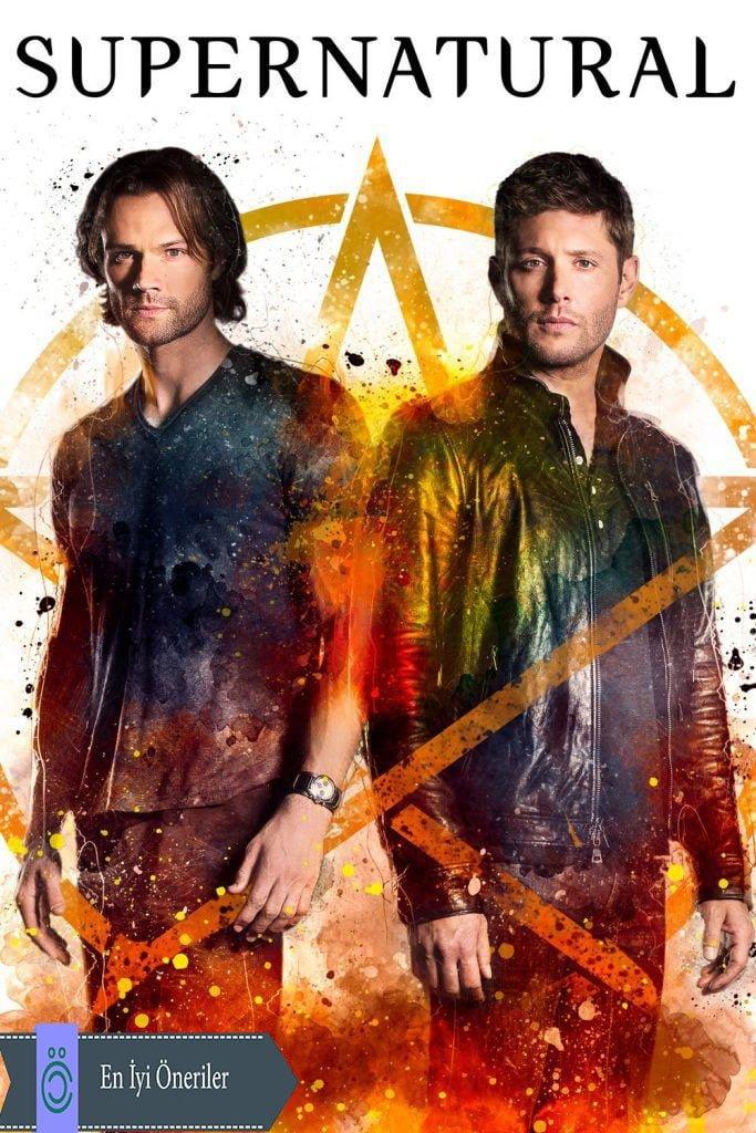 supernatural dizi