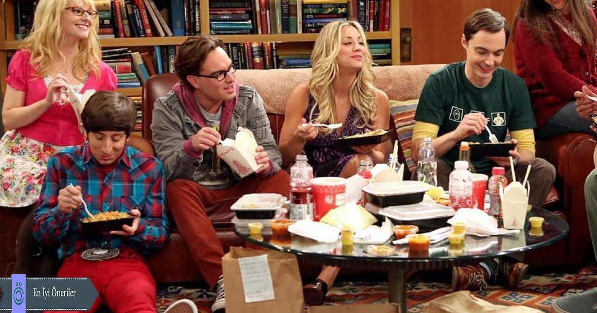 The Big Bang Theory Yabancı Dizi