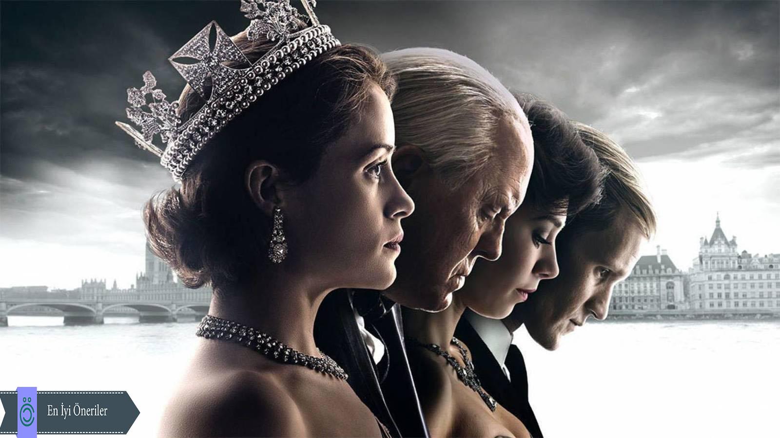 The Crown dizi