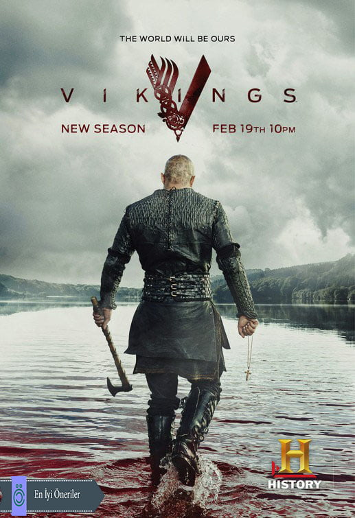 Vikings Yabancı Dizi