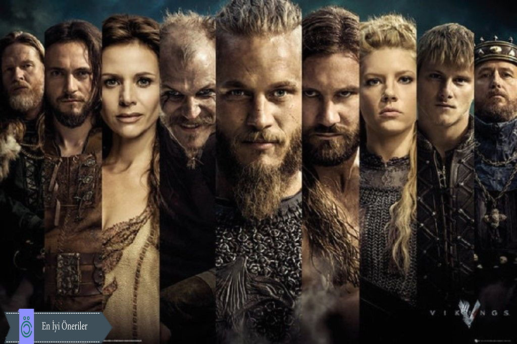 Vikingler Dizisi