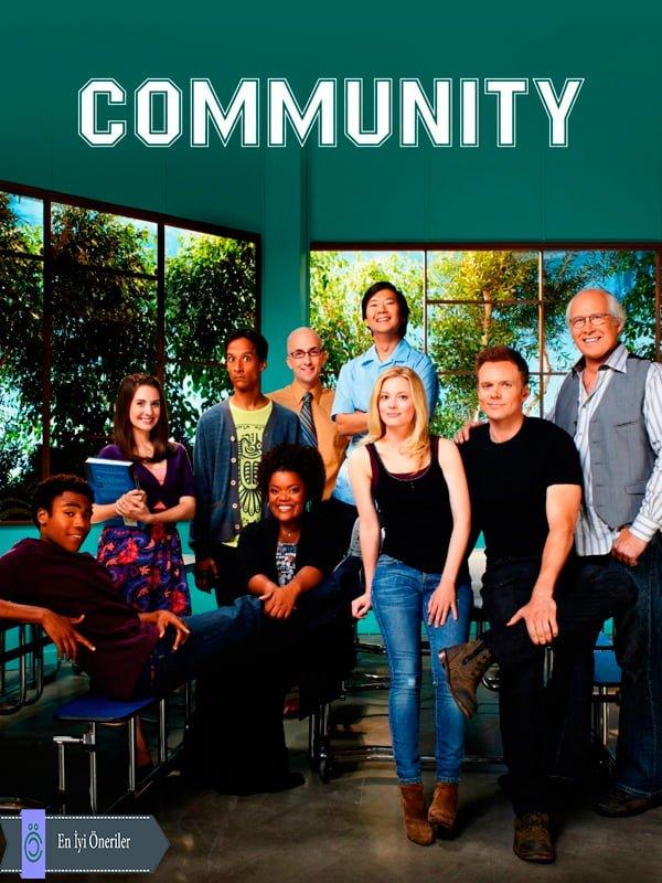 community afiş