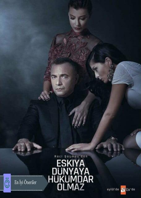 Eşkiya Dünyaya Hükümdar Olmaz Poster