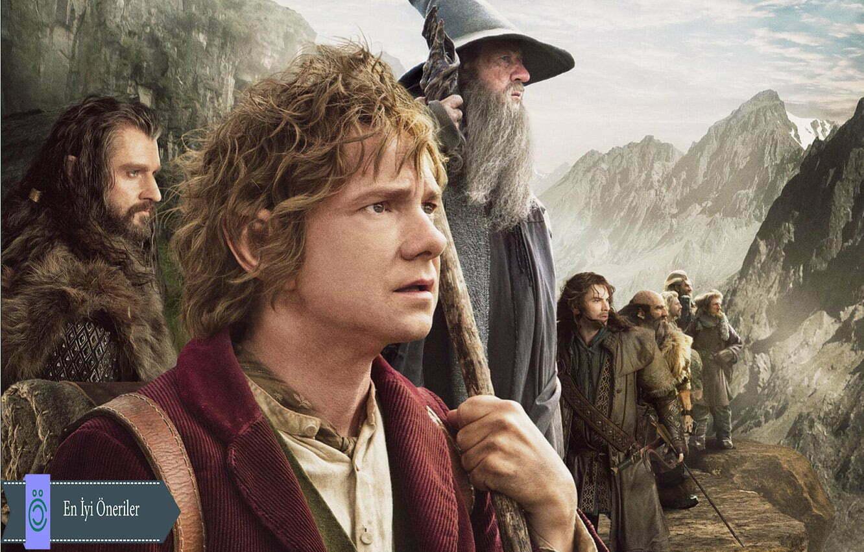 Hobbit: Beklenmedik Yolculuk 2012