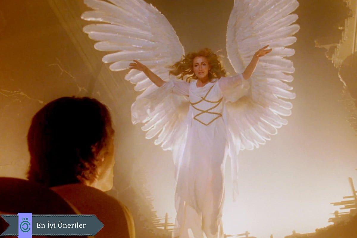 Angels in America Sahne
