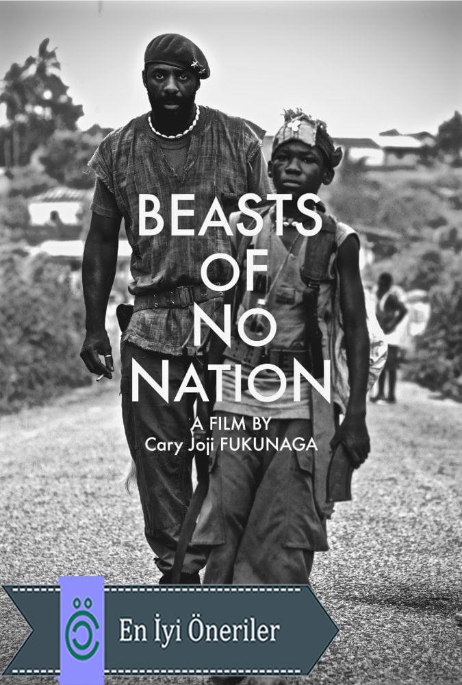 Beasts of No Nation Afiş