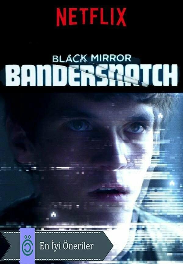 Black Mirror: Bandersnatch Afiş