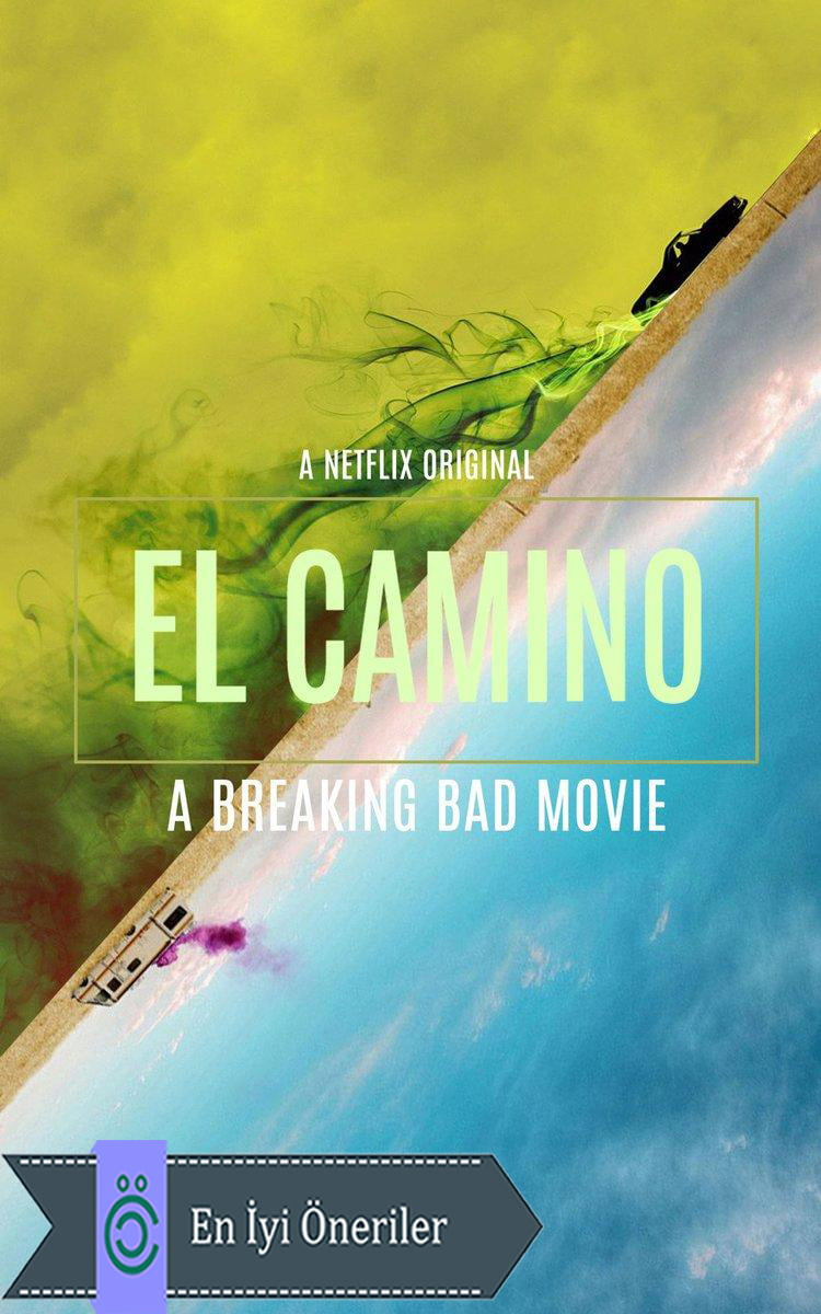 El Camino: Bir Breaking Bad Filmi Afiş