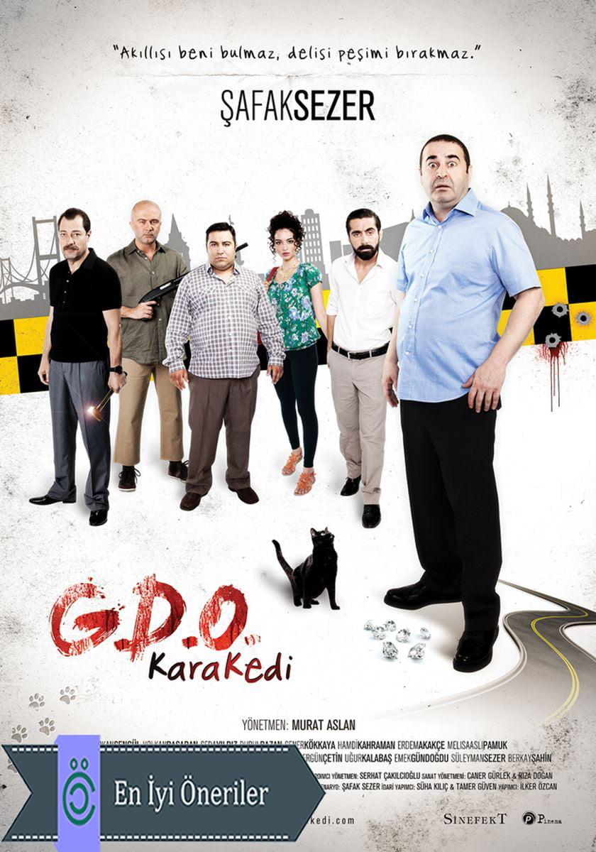 G.D.O. Karakedi Afiş