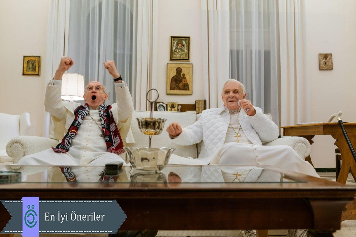 İki Papa Sahne
