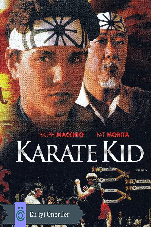 Karateci Çocuk Afiş