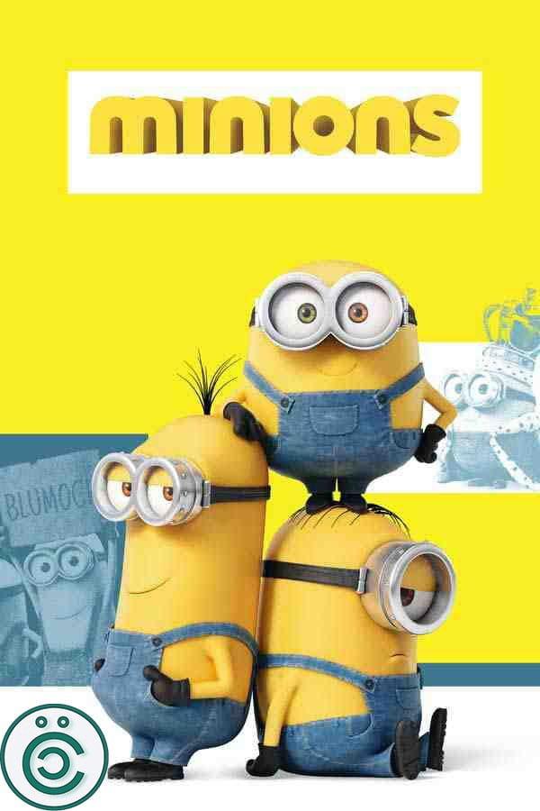 Minyonlar (2015) Afiş Resmi