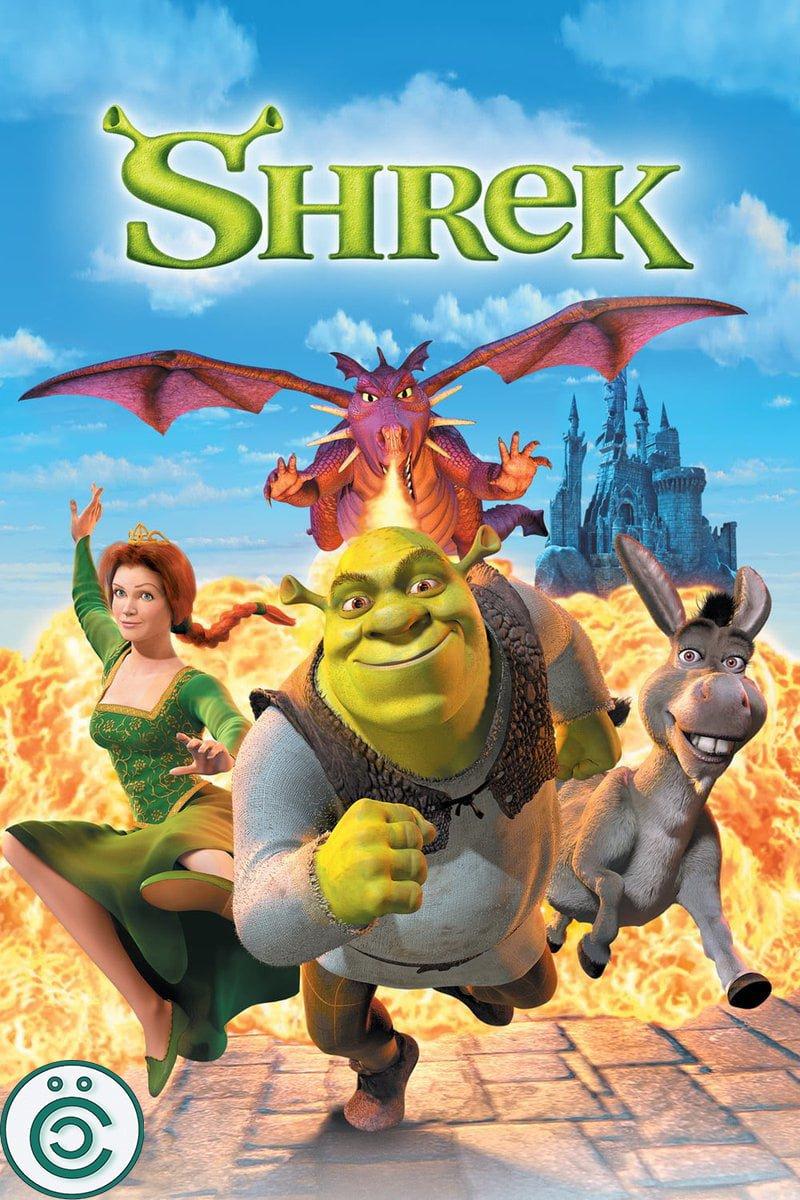 Shrek Afiş Resmi