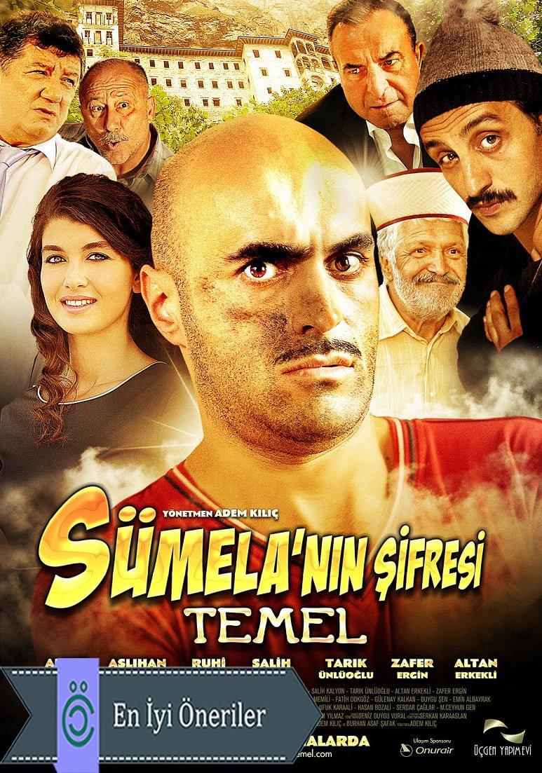 Sümela'nın Şifresi Temel Afiş