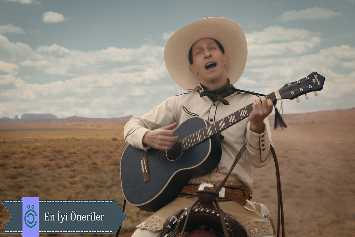 The Ballad of Buster Scruggs Sahne
