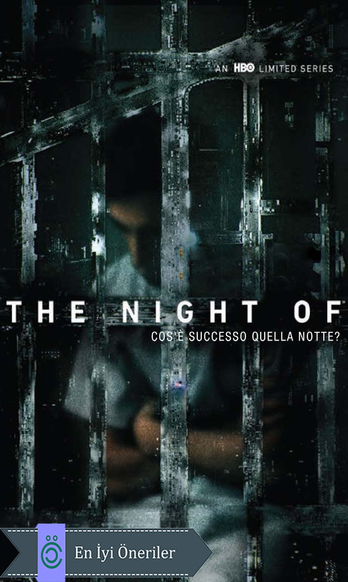 The Night Of Afiş